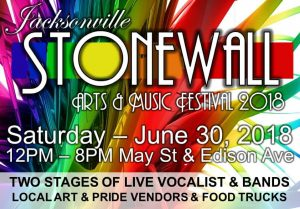 Stonewall Arts and Music Festival