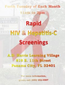 HIV and Hepatitis-C Screening