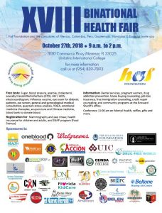 Binational Health Fair