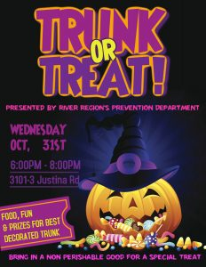 Kids Halloween Flyer Template