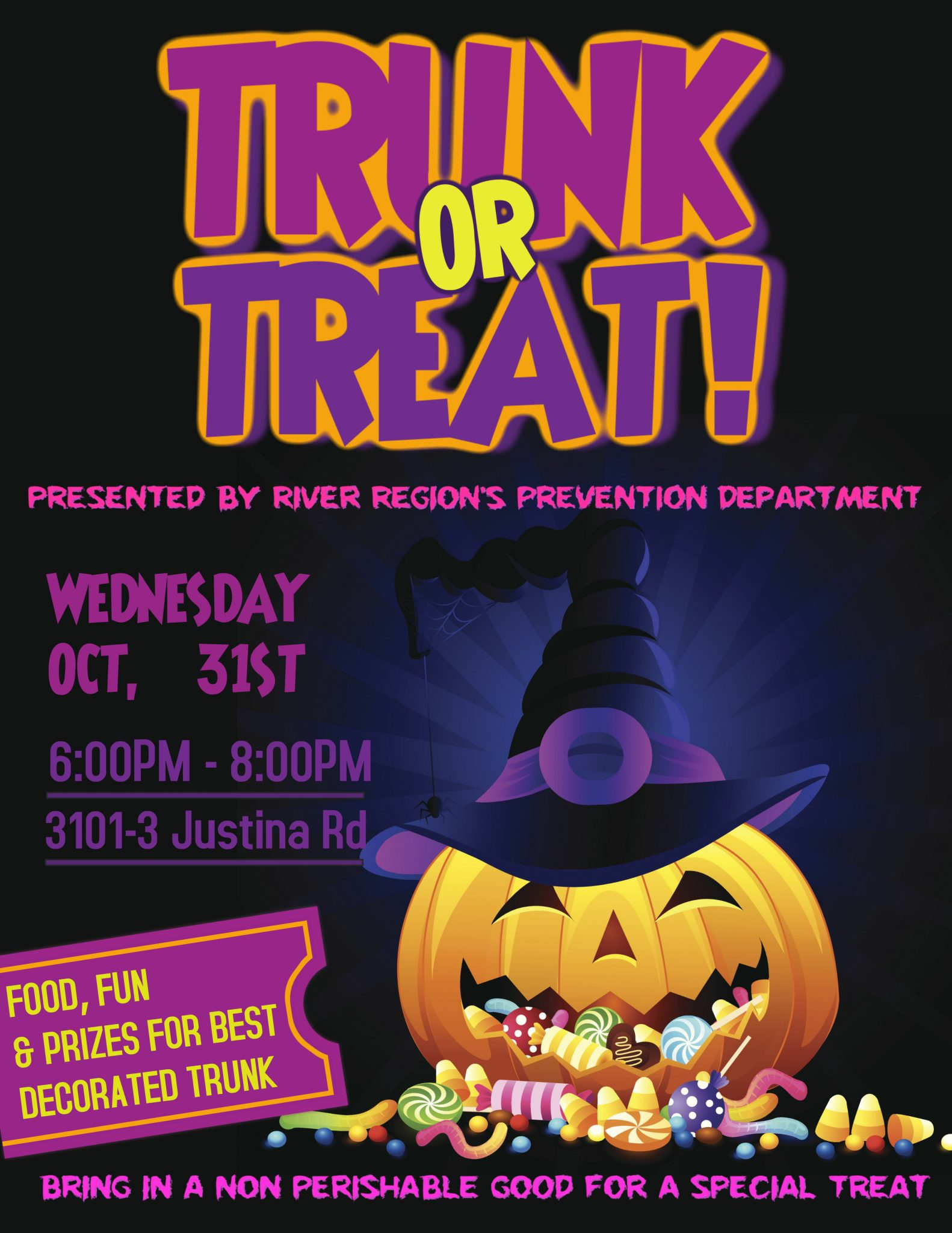copy of kids halloween flyer template know your hiv status
