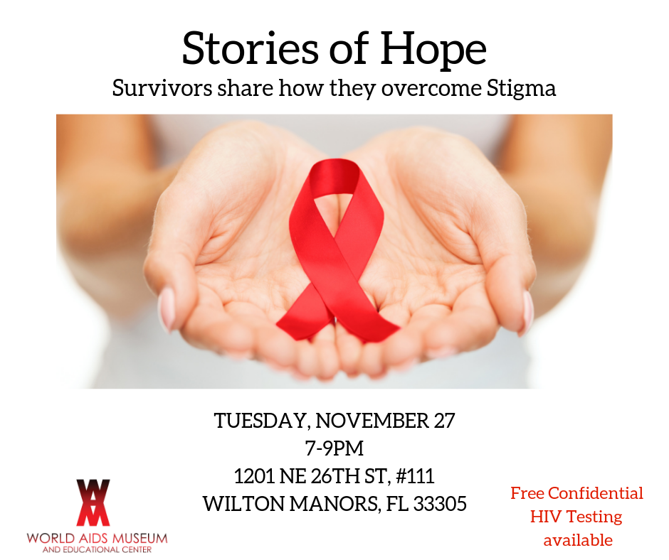 Stories of hope | HIV/AIDS survivors share how they overcome Stigma