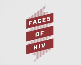 faces of hiv, know your hiv status, florida