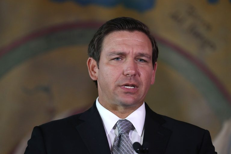 FL Gov. DeSantis pushing for a 'robust program' to reduce HIV and AIDS