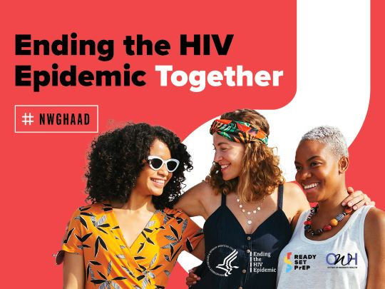 National Women and Girls HIV/AIDS Awareness Day, March 10